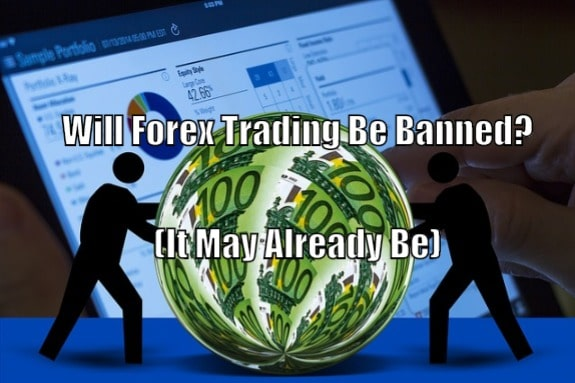 forex trading banned