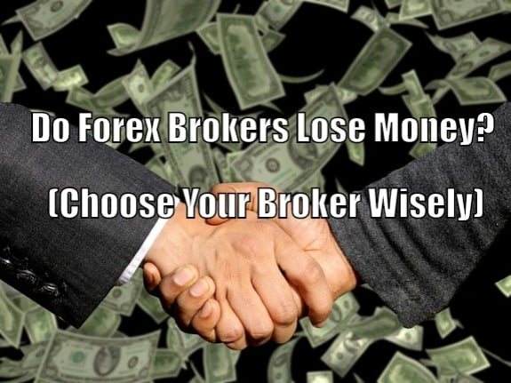 brokers lose money