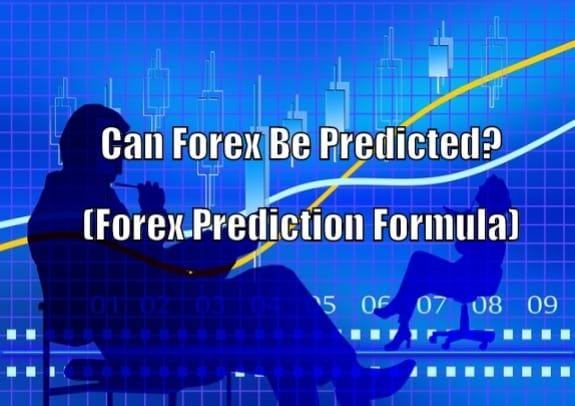 predicting forex